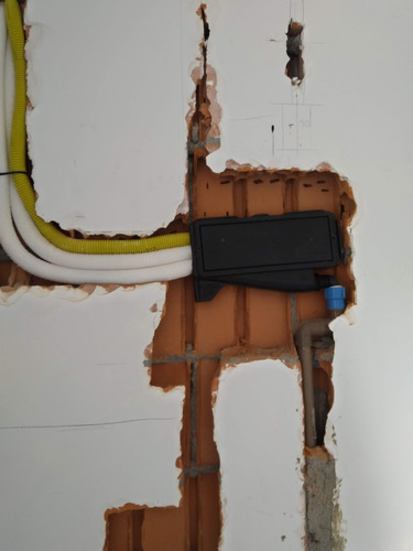 infraestrutura para ares condicionados