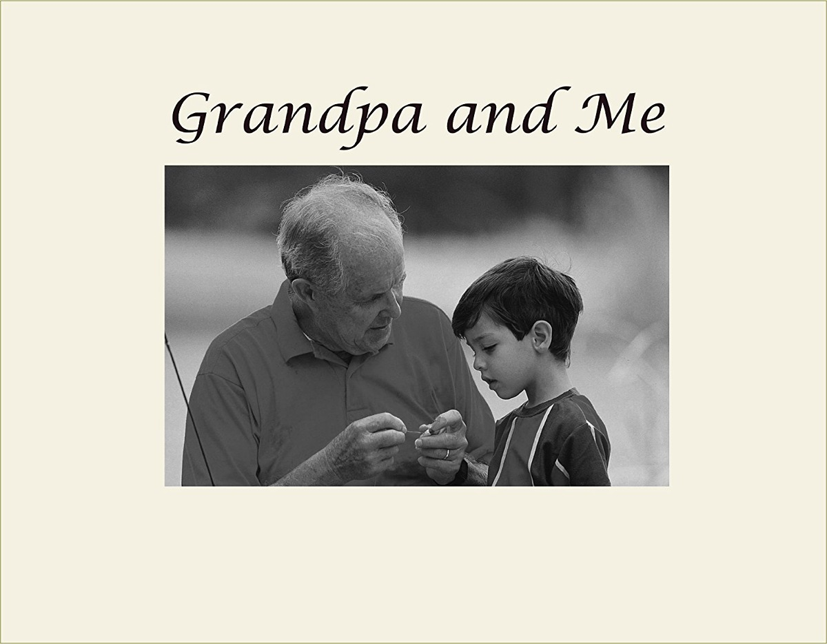 Infusion Gifts 3024so Engraved Photo Frame, Grandpa And Me ...
