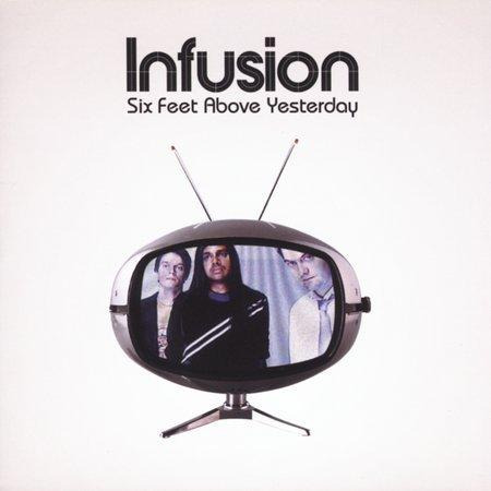 infusion - six feet above yesterday 2 cds, nuevo, sellado.