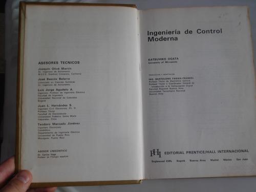 ingenieria de control moderna