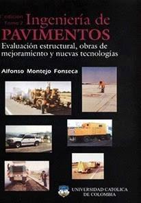 ingeniería de pavimentos evaluación estructural