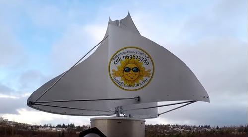 ingeniería eólica, diseño de domos 3d, aerogeneradores,