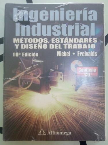 ingenieria industrial con cd libro nuevo importado