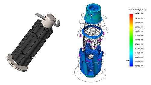 ingeniería mecánica / estructural