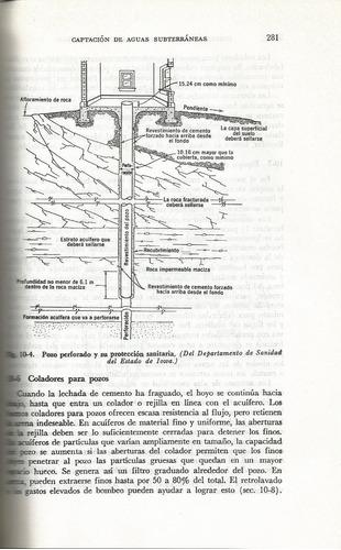 ingeniería sanitaria y de aguas residuales. 2 tomos.