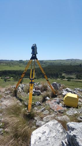 ingeniero agrimensor en rocha