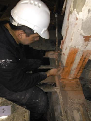 ingeniero civil cál. estructural - proyecto y direc. técnica