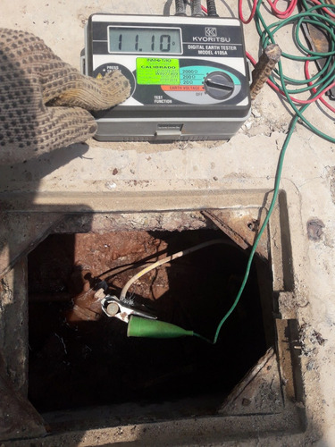 ingeniero electricista, planos electricos, pozo a tierra