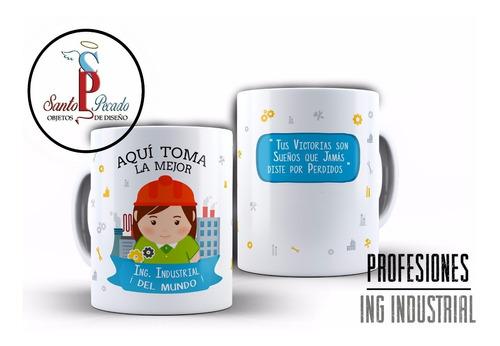 ingeniero industrial taza de porcelana ingeniera industrial