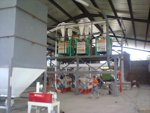 ingeniero molinero en fábricas de harinas de maíz y trigo.