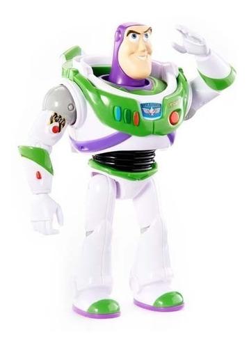 ingenio toy story 4- buzz lightyear parlante - mattel
