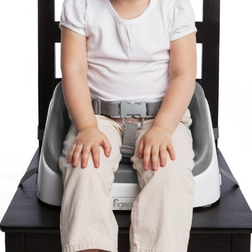 ingenuity toddler slate base asiento de comer niño grande