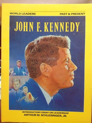 ingles - biografía - jonh f. kennedy