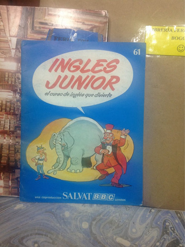 inglés junior-n.61-salvat.