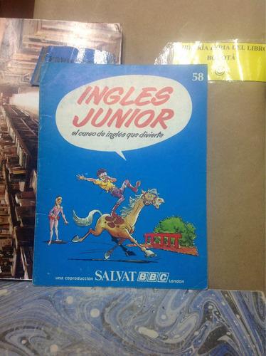 inglés junior-salvat n.58
