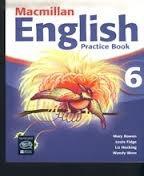 inglés- macmillan english 1-2-3-4-5-6 practice book