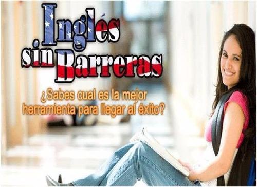 ingles sin barreras - aprende ingles de forma fácil y rápido