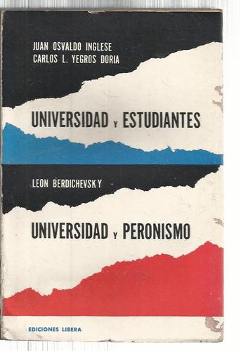 inglese yegros doria universidad estudiantes peronismo