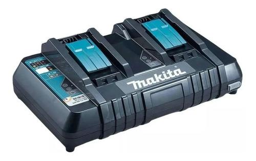 ingletadora telecopica makita 190mm + 4 bat 5ah + cargador
