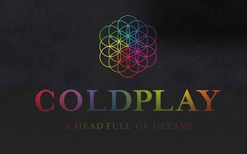 ingresso show coldplay sp 07/11/17 pista pre. branca inteira