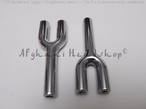 inhalador de acero inoxidable, tubo para aspirar
