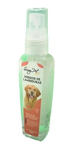 inibidor de lambidas para cães de todas as raças 55 ml