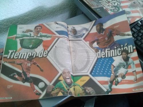 inicia el hexagonal final para corea japón 2002 - sr. fútbol
