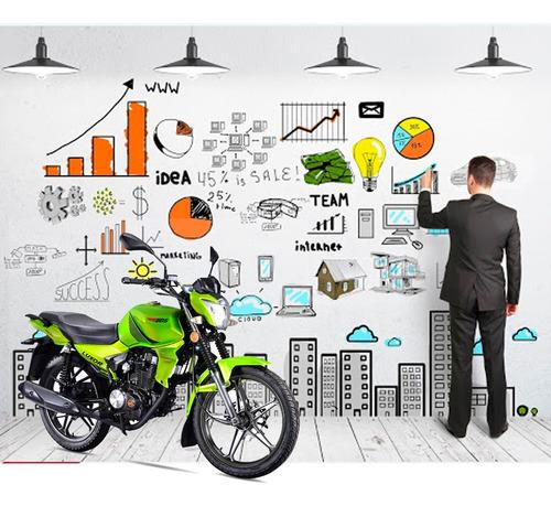 inicia tu negocio de refacciones para motocicletas
