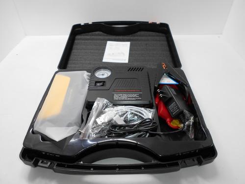 iniciador de batería jump starter powerbank cargador 16800 m