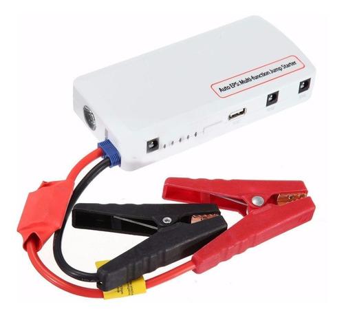 iniciador de batería powerbank cargador linterna 12000mah