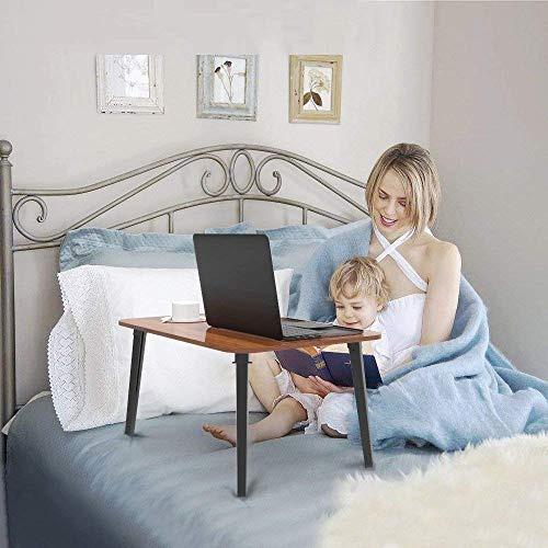 inicio bi mesa portátil para la cama, 23.7  x15.8  x11.3  (d