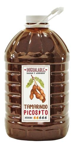 inigualable salsa alitas  tamarindo picante 1 garrafa 3.78 l