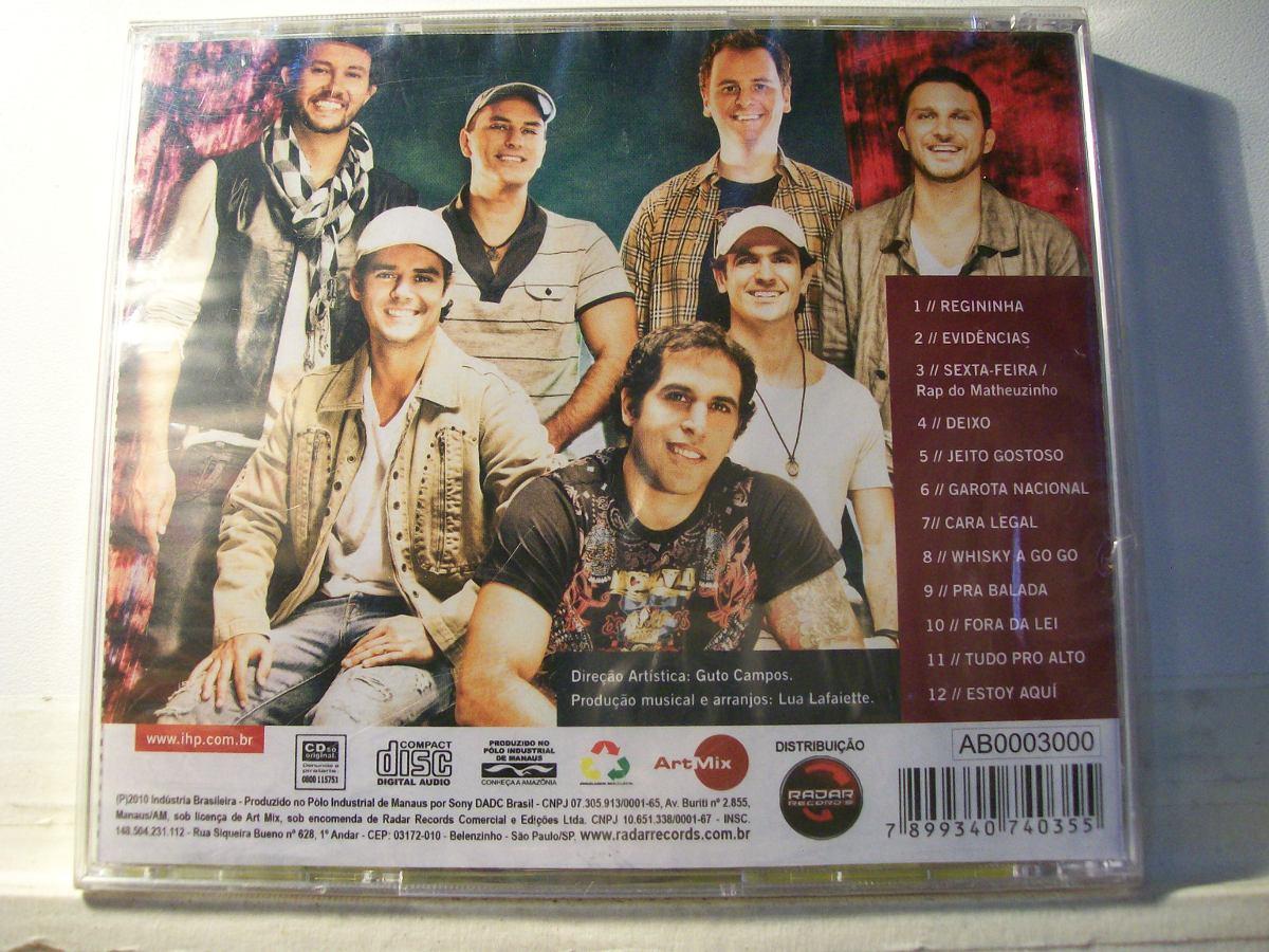 cd inimigos da hp amigos da balada 2010