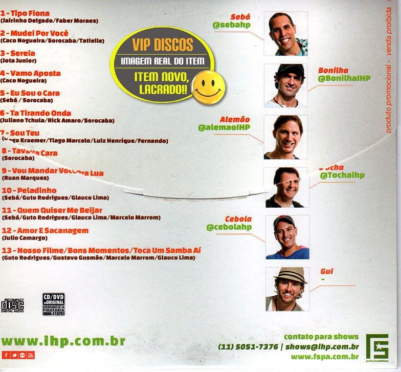 cd do inimigos da hp 2012 gratis