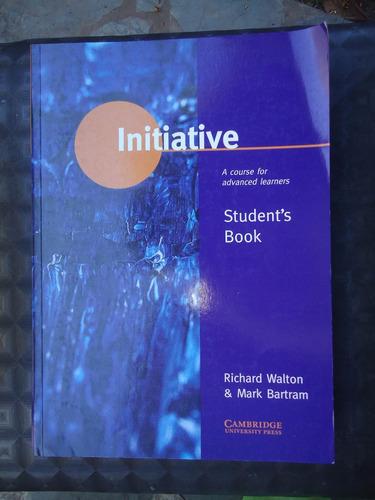 initiative student`s  book and teacher book walton bartram