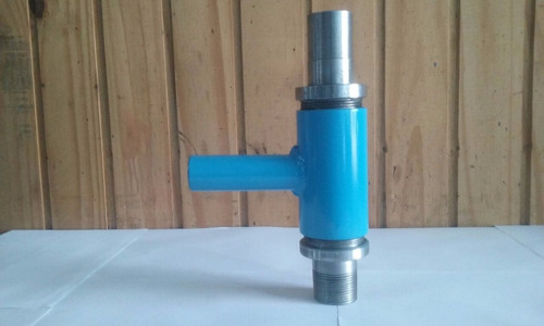 injetor de água p/ perfuratriz (cabeça d`água)