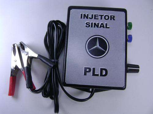 injetor de sinal de rotação pld diesel mercedes benz