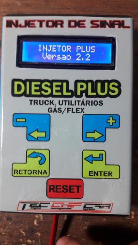 injetor de sinal diesel truck pld edc7 scania volvo s10 mwm