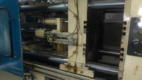 injetora de plástico romi tgr 300t