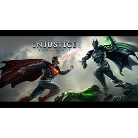Injustice / Xbox 360 / Xbox One / Mídia Física / Seminovo