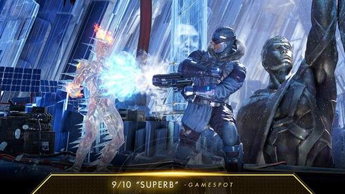 injustice 2 edición legendaria / juego físico / ps4