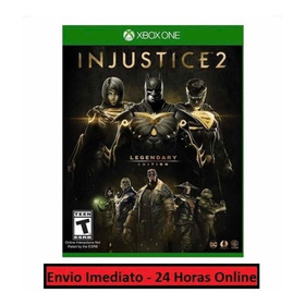 Injustice 2 Todos Os Personagens - Xbox One Midia Digital