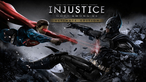 injustice god among us ultimate edition ps3