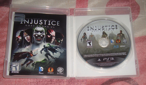 injustice gods among ps3