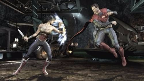 injustice: gods among us juego digital ps3