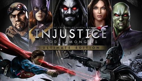 injustice gods among us ultimate edition + bastion - steam