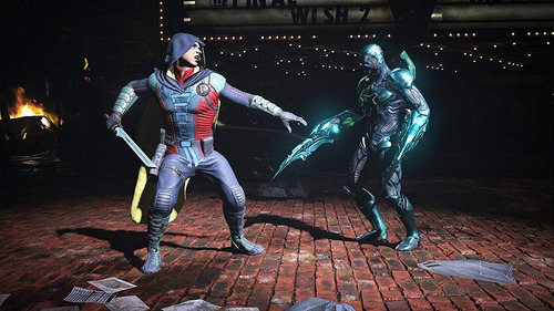 injustice gods among us / ultimate edition / ps4