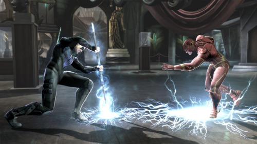 injustice: gods among us ultimate edition xbox 360 ¡usado!