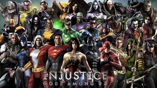 injustice juego ps3