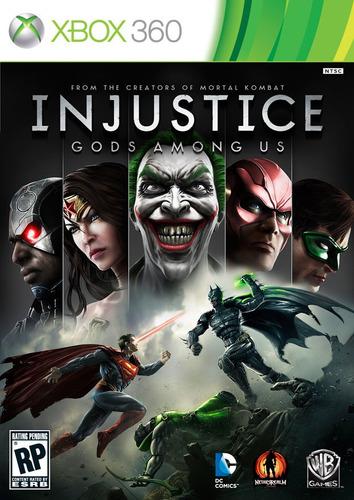injustice xbox 360 e xbox one